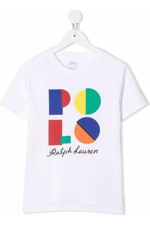 Ralph Lauren Boys T-shirts - Logo-print T-shirt