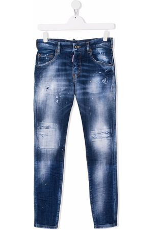 Dsquared2 Skinny - TEEN mid-rise skinny jeans