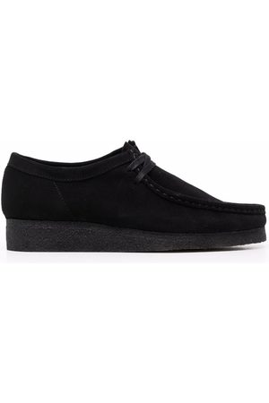 Clarks Men Loafers - Wallabee suede loafers