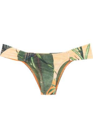 Lygia & Nanny Women Bikinis - Ritz abstract floral-print bottoms - Multicolour
