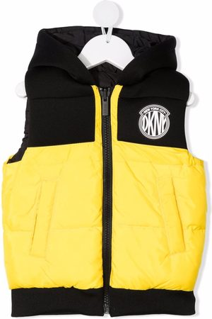 DKNY Boys Gilets - Reversible hooded gilet