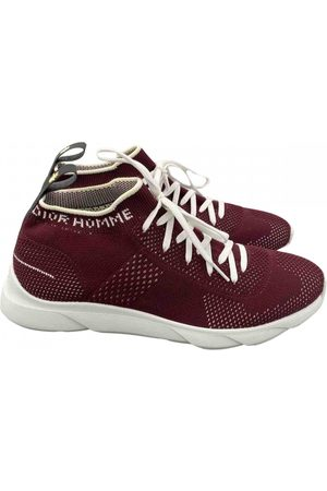 Dior Men Sneakers - Cloth trainers