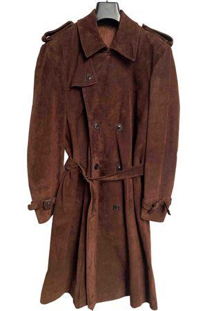 Maison Martin Margiela Men Coats - Suede Coats