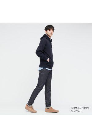UNIQLO Men's Stretch Selvedge Slim-Fit Jeans, , 33 in.