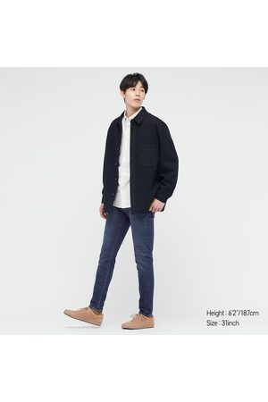 UNIQLO Men's Ultra Stretch Skinny-Fit Jeans, , 27 in.