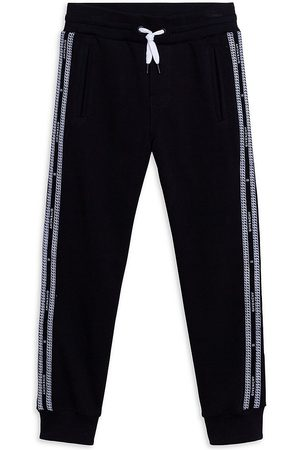 Givenchy Little Kid's & Kid's Logo Chain Joggers - - Size 8