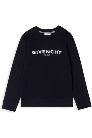 Givenchy Little Kid's & Kid's Logo Graphic Sweatshirt - - Size 10