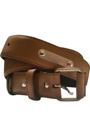 Helmut Lang Leather Belts