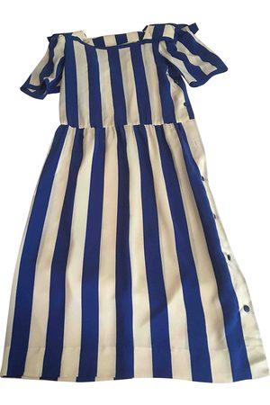 Nipon Boutique Women Maxi Dresses - Silk maxi dress