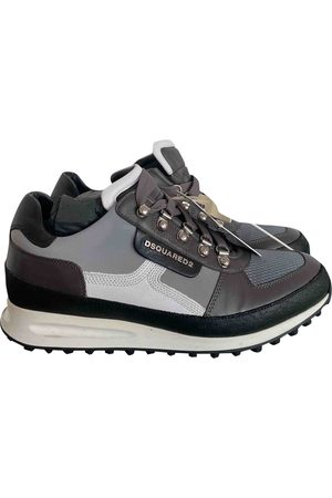 Dsquared2 Men Sneakers - Leather Trainers