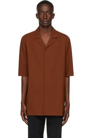 Botter Men Shirts - Brown Tropical Shirt