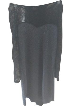 Esprit Grey Lace Dresses