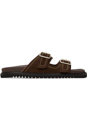Paul Smith Brown Phoenix Sandals