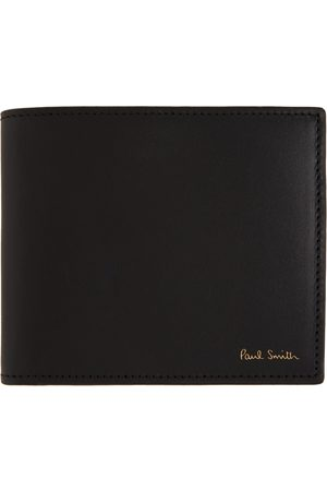 Paul Smith Black Leather Naked Lady Wallet