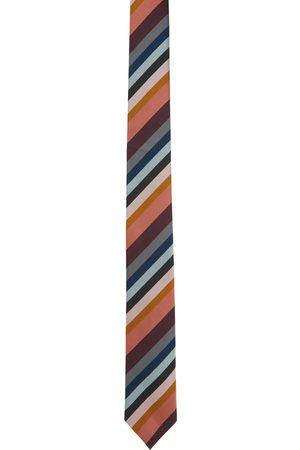 Paul Smith Multicolor Artist Stripe Tie