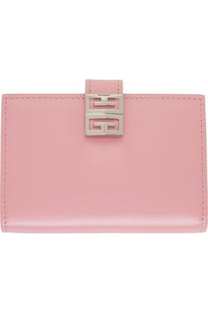 Givenchy Pink 4G Card Holder