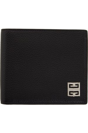 Givenchy Black Grained Wallet