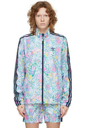 Noah NYC Multicolor adidas Originals Edition Floral Track Jacket