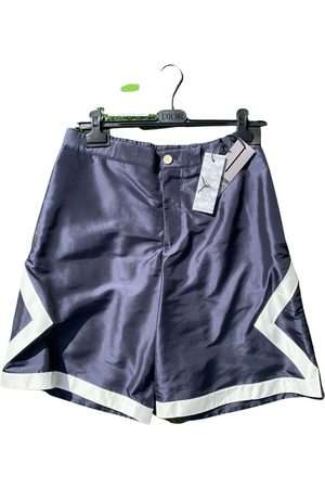 Dior Navy Shorts
