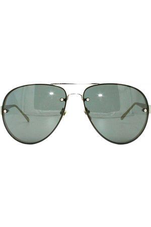 Linda Farrow Metal Sunglasses