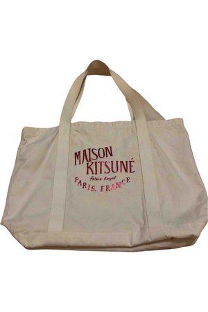 Maison Kitsuné Cotton Bags