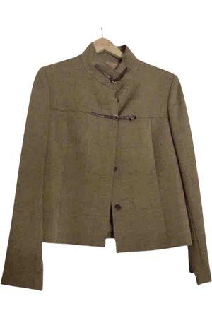 Caramel Viscose Jacket