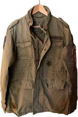 Alpha Industries Cotton Jackets