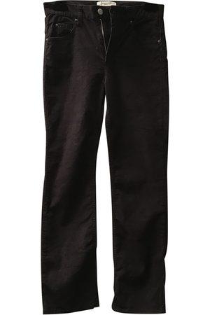 Isabel Marant Velvet straight pants
