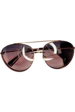 VALENTINO GARAVANI Metal Sunglasses