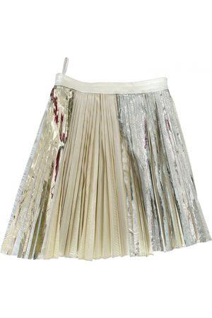 Proenza Schouler Metallic Polyester Skirts