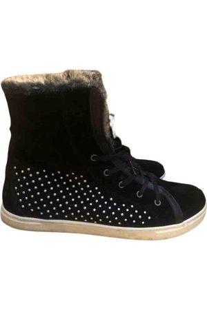 Palladium Leather Ankle Boots