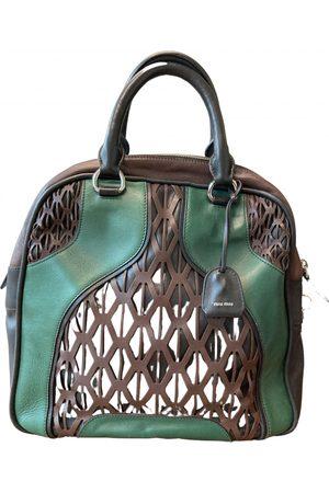 Miu Miu Leather Handbags