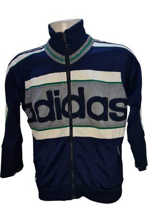 adidas Men Sweatshirts - Polyester Knitwear & Sweatshirts