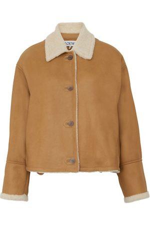 Loewe Women Leather Jackets - Short jacket