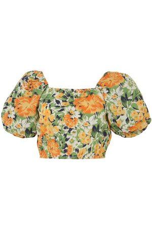FAITHFULL THE BRAND Women Short sleeves - Pontina top