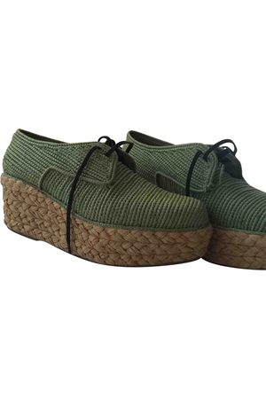 Robert Clergerie Cloth Lace UPS