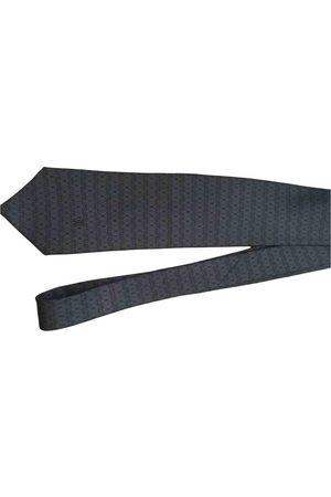Céline Grey Silk Ties