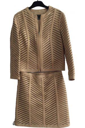 Ralph Lauren Leather suit jacket