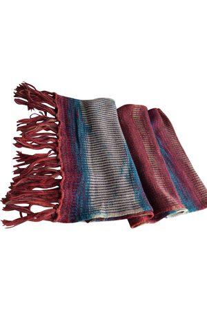 Missoni Men Pocket Squares - Wool scarf & pocket square