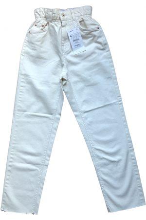 Bershka Straight pants