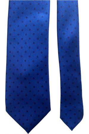 BATTISTONI Silk tie