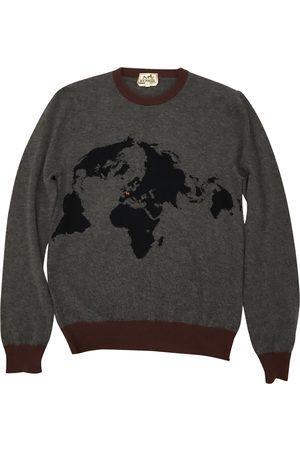 Hermès Grey Cashmere Knitwear & Sweatshirts