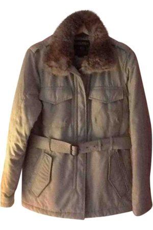Woolrich Cotton Coats