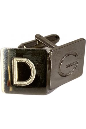 Dolce & Gabbana Men Cufflinks - Metal Cufflinks