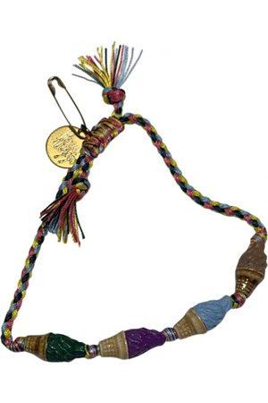 VENESSA ARIZAGA Multicolour Cloth Bracelets
