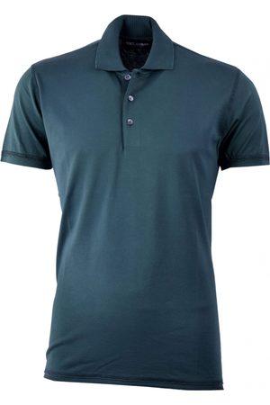 Dolce & Gabbana Cotton Polo Shirts