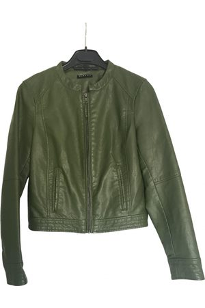 Sisley Faux fur biker jacket
