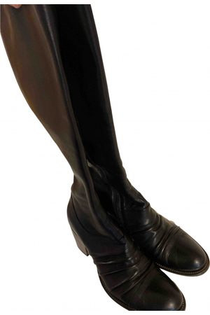 Ixos Leather Boots