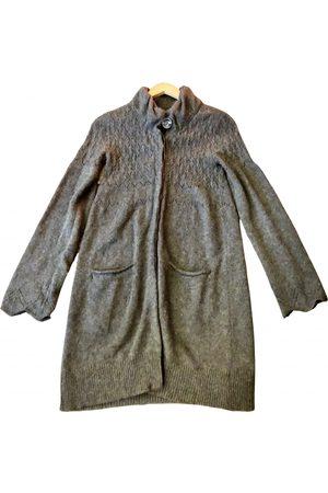 Sud Express Grey Wool Knitwear