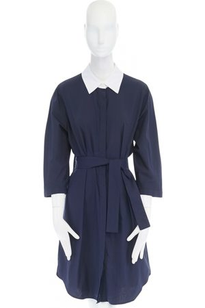 TOME Navy Cotton Dresses